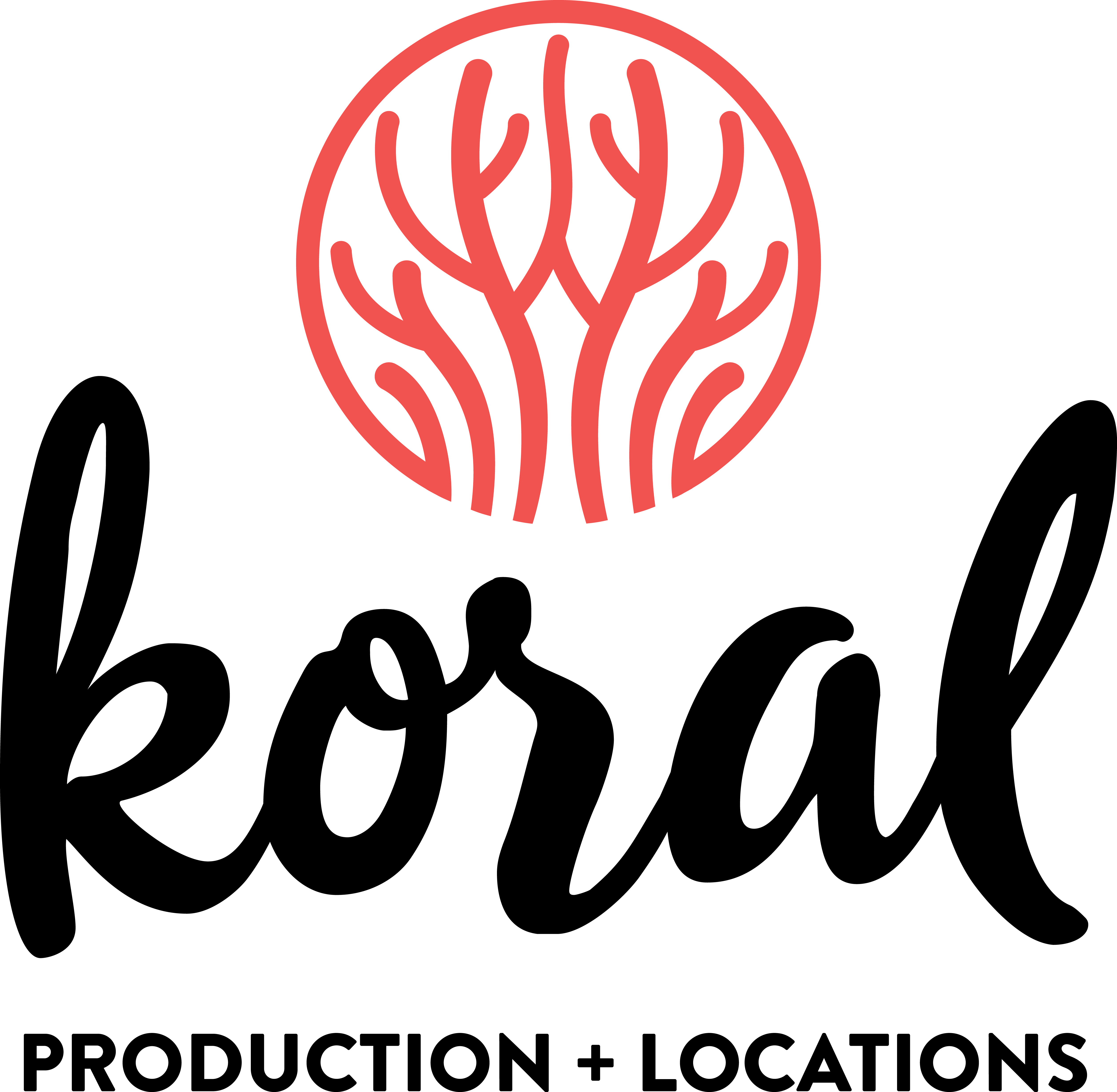 Koral Production + Locations